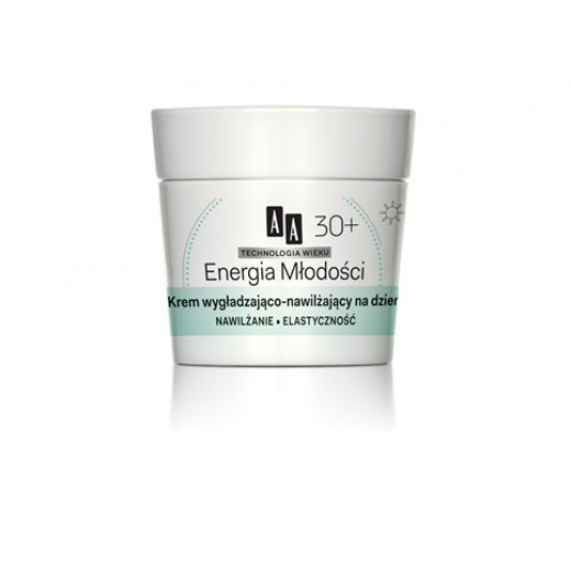 AA Energy of Youth smoothing and moisturising day cream