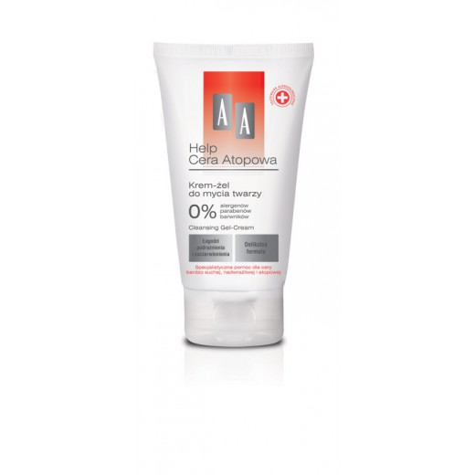 AA Help Atopic Skin Cleansing Gel-Cream