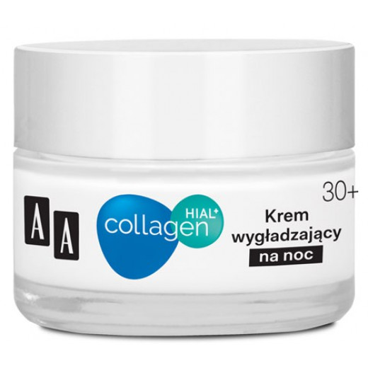 AA Collagen Hial+ Smoothing Night Cream