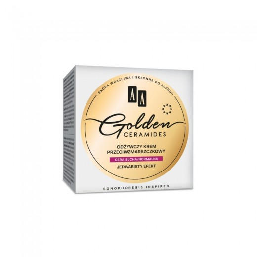 AA Golden Ceramides Conditioning anti-wrinkle day cream dry/normal skin