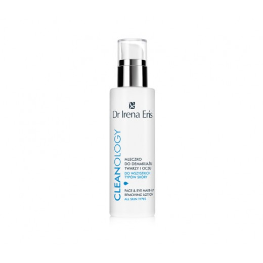 Dr Irena Eris Cleanology face and eye make-up removing milk