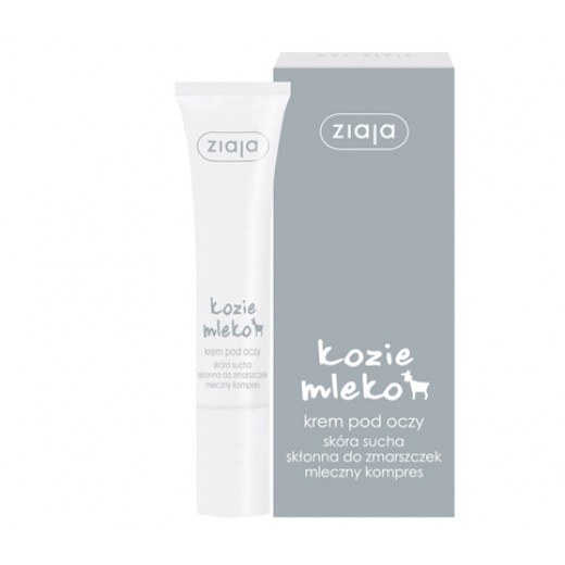 Ziaja Goat's Milk eye cream