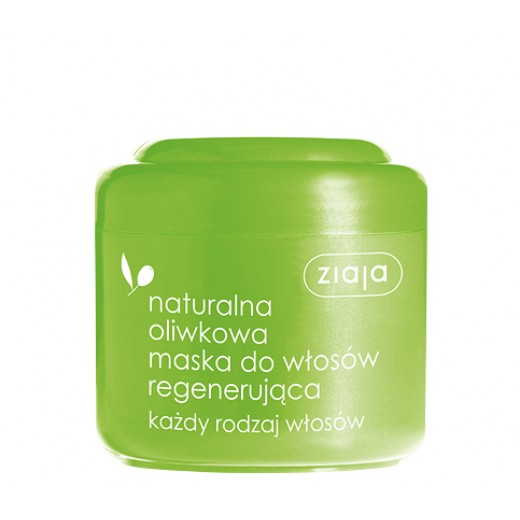 Ziaja Natural Olive regenerating hair mask